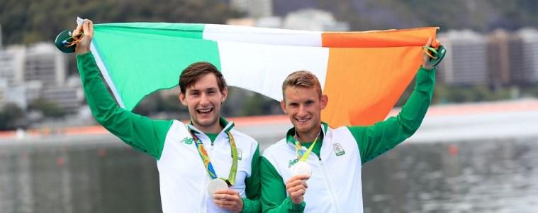 O'Donovan wins silver
